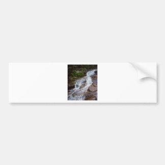 New Hampshire Mountain Water Bumper Sticker