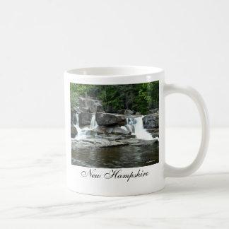 New Hampshire Classic White Coffee Mug