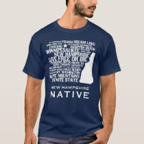 New Hampshire Native T-Shirt