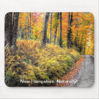 New Hampshire Naturally Mousepad