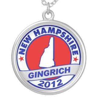 New Hampshire Newt Gingrich Pendientes