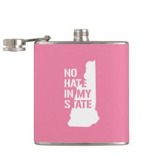 New Hampshire: Ningún odio en mi estado