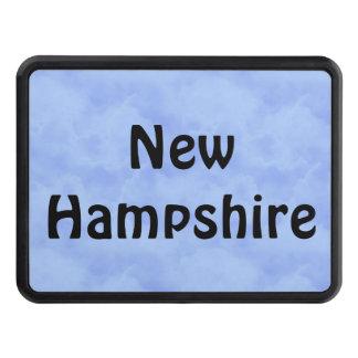 New Hampshire o cuaesquiera nubes V04 del azul del Tapas De Remolque