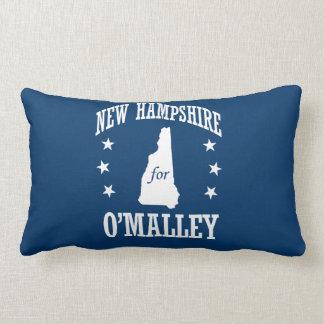 NEW HAMPSHIRE PARA O'MALLEY COJIN