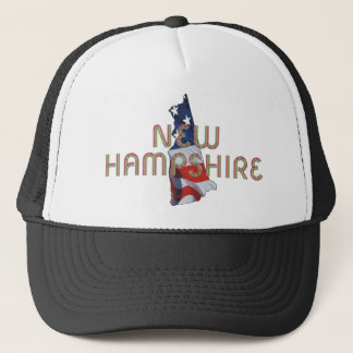 New Hampshire Patriot Trucker Hat
