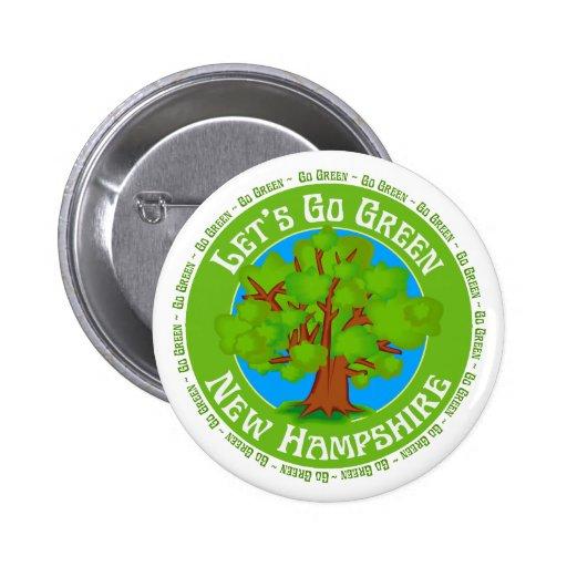 new hampshire pinback button