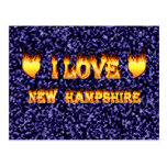 new hampshire post cards