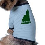 New Hampshire Prenda Mascota