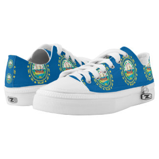 NEW HAMPSHIRE PRINTED SHOES