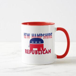 New Hampshire Republican Mug