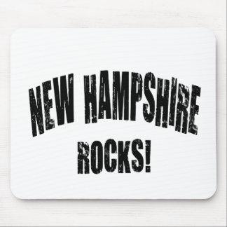 New Hampshire Rocks! Mouse Pad