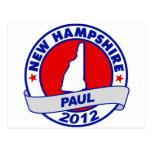 New Hampshire Ron Paul Postal