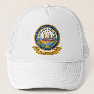 New Hampshire Seal Trucker Hat