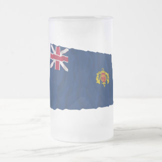 New Hampshire Second Regiment Waving Flag Coffee Mugs