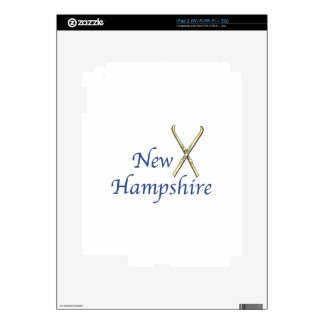 NEW HAMPSHIRE SKINS FOR THE iPad 2