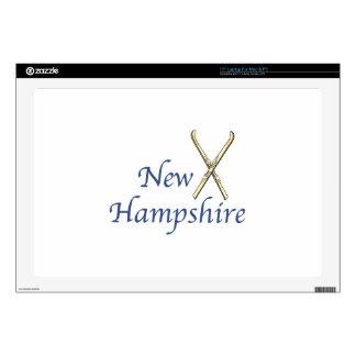 "NEW HAMPSHIRE 17"" LAPTOP DECALS"