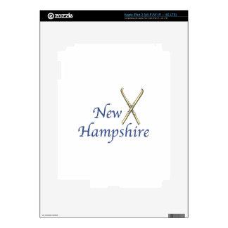 NEW HAMPSHIRE iPad 3 SKINS