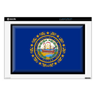 New Hampshire Laptop Decal