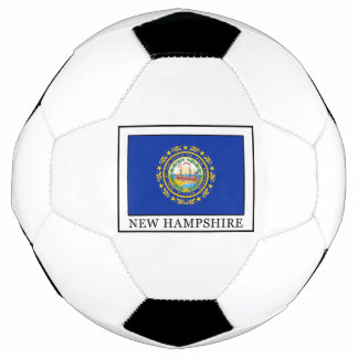 New Hampshire Soccer Ball