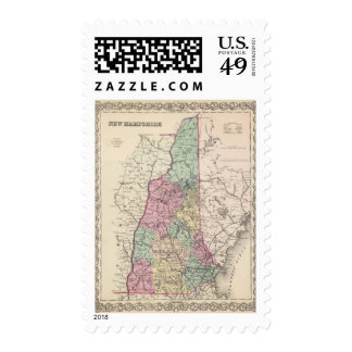 New Hampshire Stamps