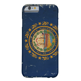 New Hampshire State Flag VINTAGE iPhone 6 Case