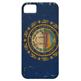 New Hampshire State Flag VINTAGE iPhone SE/5/5s Case