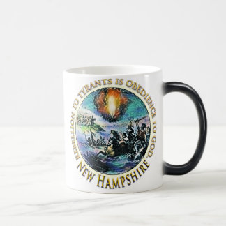 New Hampshire Tea Party Mugs