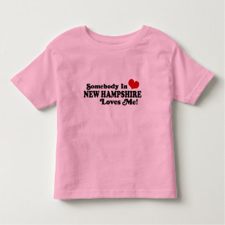 New Hampshire Toddler T-shirt