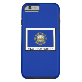 New Hampshire Tough iPhone 6 Case