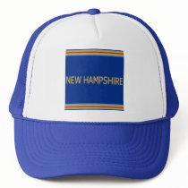 New Hampshire Trucker Hat - Cap