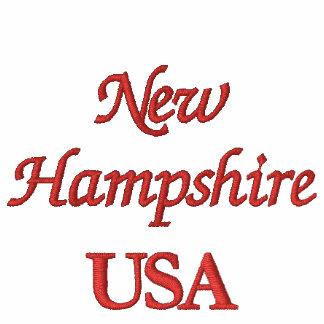 New Hampshire USA Polo Shirt