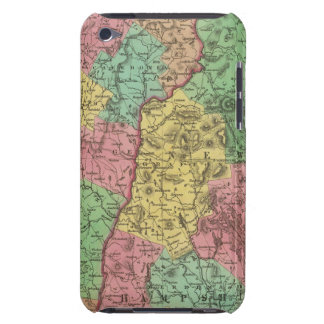 New Hampshire & Vermont 2 Barely There iPod Case