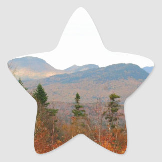 NEW HAMPSHIRE WHITE MOUNTAINS STAR STICKERS