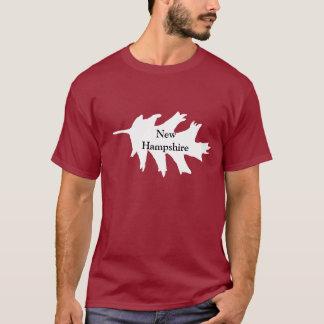New Hampshire White Oak Leaf T-Shirt