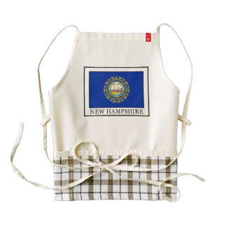 New Hampshire Zazzle HEART Apron