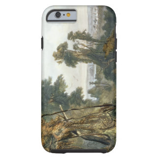New Harmony on the Wabash, plate 2 from Volume 2 o Tough iPhone 6 Case