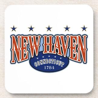 New Haven 1784 Coaster