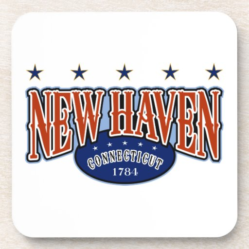 New Haven 1784 Coasters