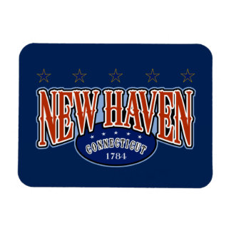 New Haven 1784 Magnet