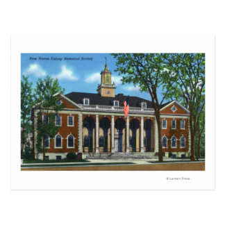 New Haven Colony Historical Society Postcard
