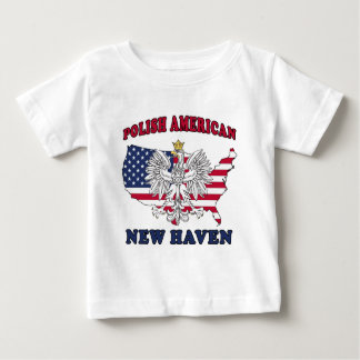 New Haven Connecticut Polish Tee Shirt