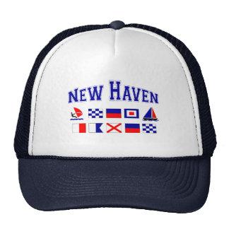 New Haven, CT Trucker Hats