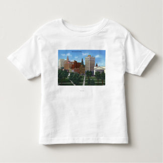 New Haven, CTView from across the Green Shirt