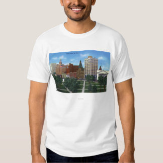 New Haven, CTView from across the Green Tee Shirt