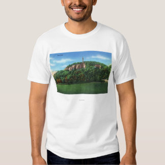 New Haven, CTView of East Rock T-shirt