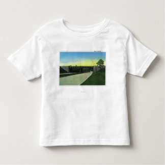 New Haven, CTView of Merritt Parkway Toddler T-shirt
