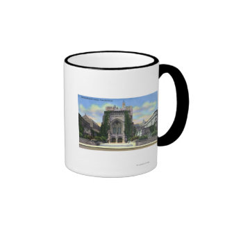 New Haven, CTYale Sterling Memorial Library Mugs