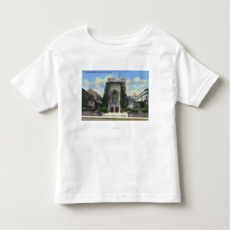 New Haven, CTYale Sterling Memorial Library Toddler T-shirt