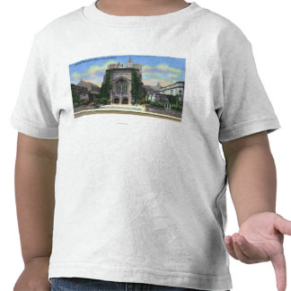 New Haven, CTYale Sterling Memorial Library Tee Shirts