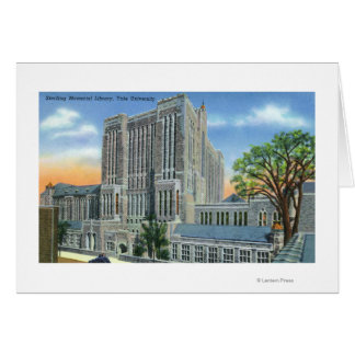 New Haven, CTYale U Sterling Memorial Library Cards